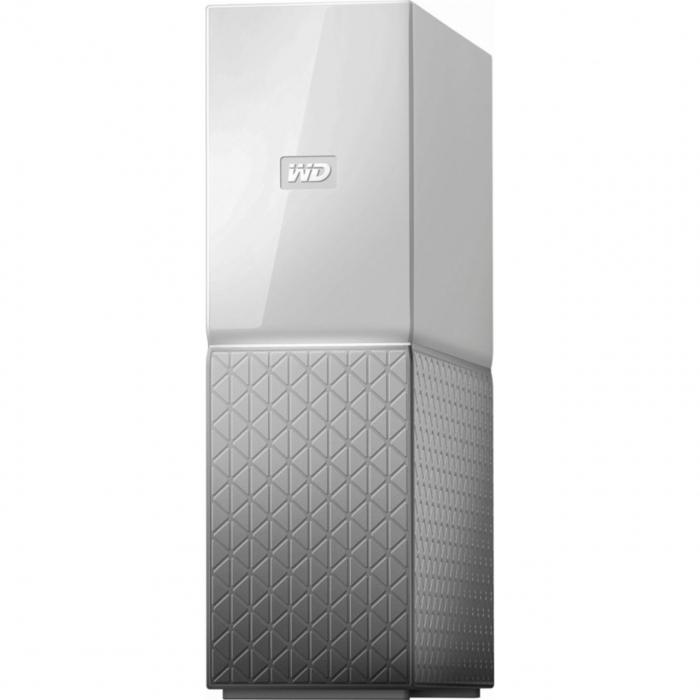 دخیره ساز تحت شبکه وسترن دیجیتال مدل My Cloud Home WDBVXC0060HWT ظرفیت 6 ترابایت