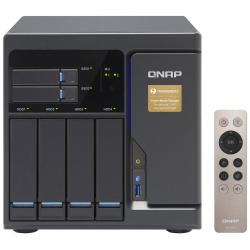 ذخیره ساز تحت شبکه کیونپ مدل TVS-682T-i3-8G