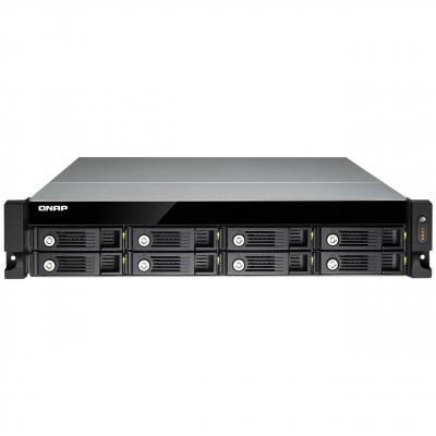 ذخیره ساز تحت شبکه کیونپ مدل TVS-871U-RP-i3-4G بدون هارددیسک