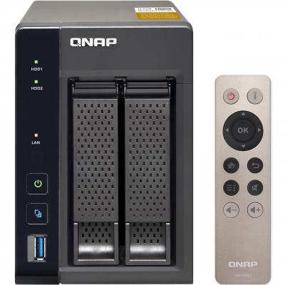 ذخیره ساز تحت شبکه کیونپ مدل TS-253A-B