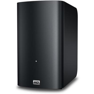 هارد دیسک وسترن دیجیتال مای بوک لایو دو ظرفیت 4 ترابایت