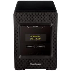 ذخیره ساز تحت شبکه دی-لینک مدل DNS-345 بدون دیسک