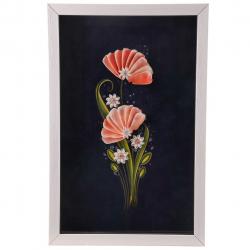 تابلو کلاژ صدف گالری هنر پویان بوشهر طرح پروین کد 240005 سایز (free)