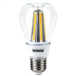 لامپ ال ای دی فیلامنتی 8 وات تکنوتل مدل  308 پایه E27 (مهتابی)