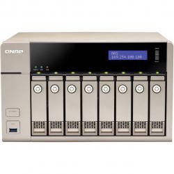 ذخیره ساز تحت شبکه کیونپ مدل TVS-863 Plus 8G بدون دیسک