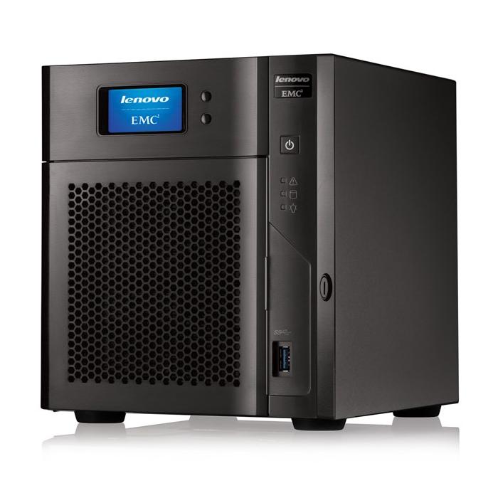 ذخیره ساز تحت شبکه 4Bay لنوو مدل EMC PX4-400D بدون هارد دیسک