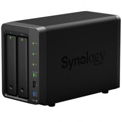ذخیره ساز تحت شبکه 2Bay سینولوژی مدل دیسک استیشن +DS214