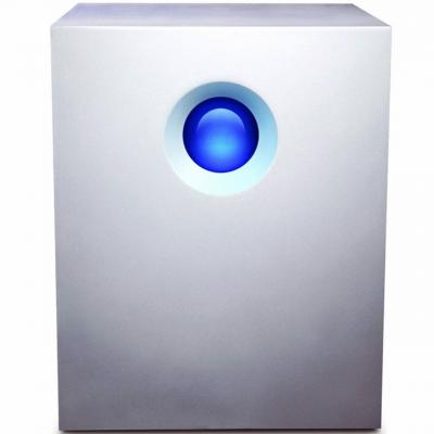ذخیره ساز تحت شبکه لسی مدل 5big Thunderbolt2 ظرفیت 10 ترابایت