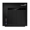 ذخیره ساز تحت شبکه سیگیت مدل 4Bay STCU4000200 ظرفیت 4 ترابایت