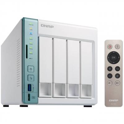ذخیره ساز تحت شبکه کیونپ مدل TS-451A-2G بدون دیسک