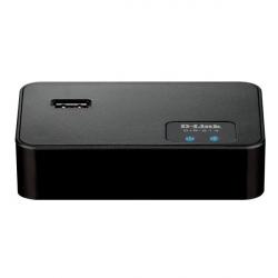 روتر بیسیم دی-لینک DIR-514 با قابلیت پشتیبانی از دانگل 3G با پورت USB