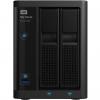 ذخیره ساز تحت شبکه 2Bay وسترن دیجیتال مدل My Cloud EX2100 ظرفیت 12 ترابایت