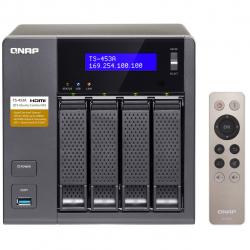ذخیره ساز تحت شبکه کیونپ مدل TS-453A