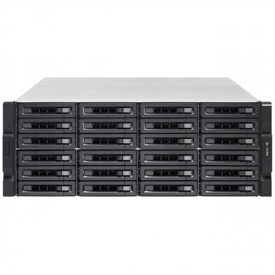 ذخیره ساز تحت شبکه کیونپ مدل TS-EC2480U-E3-4GE-R2 بدون دیسک