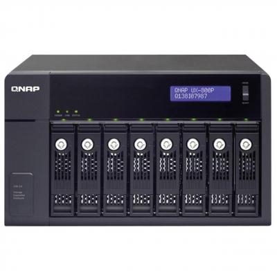 ذخیره ساز تحت شبکه کیونپ مدل UX-800P