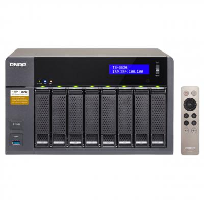 ذخیره ساز تحت شبکه کیونپ مدل TS-853A-4G