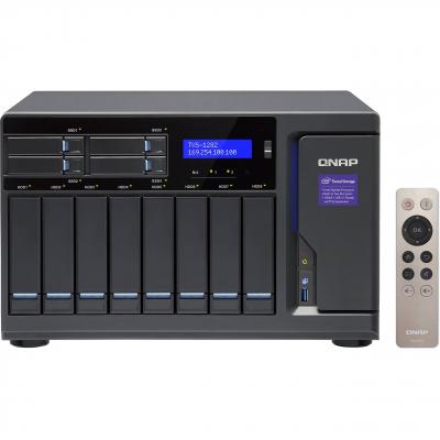 ذخیره ساز تحت شبکه کیونپ مدل TVS-1282-i7-64G بدون دیسک