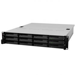 ذخیره ساز تحت شبکه 12Bay سینولوژی مدل رک استیشن +RS2414RP