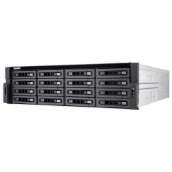 ذخیره ساز تحت شبکه کیونپ مدل TVS-EC1680U-SAS-RP-16G-R2