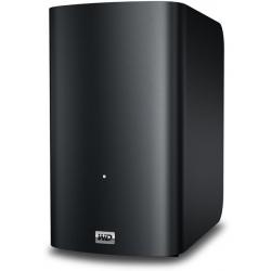 هارد دیسک وسترن دیجیتال مای بوک لایو دو ظرفیت 8 ترابایت
