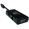 مبدل یو اس بی 3.0 به Ethernet+VGA+USB 2.0 مدل CP2606