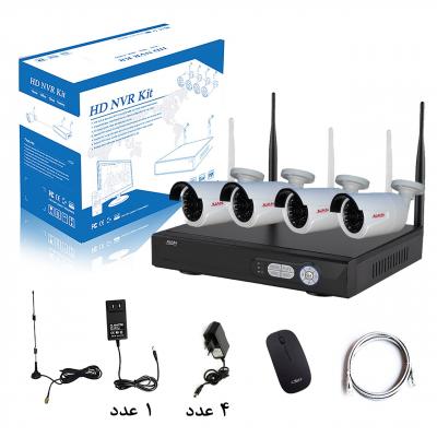 سیستم امنیتی ژوان مدل JA-K9604W-PE3020W