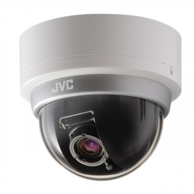 دوربین تحت شبکه جی وی سی مدل TK-C2201E