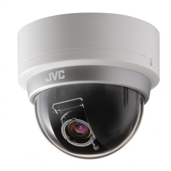 دوربین تحت شبکه جی وی سی مدل VN-H237BU