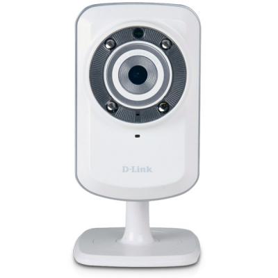 دوربین تحت شبکه بیسیم و مخصوص شب و روز دی لینک مدل DCS-932L