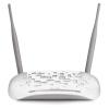 مودم روتر ADSL2 Plus بیسیم N300 تی پی-لینک مدل TD-W8961N