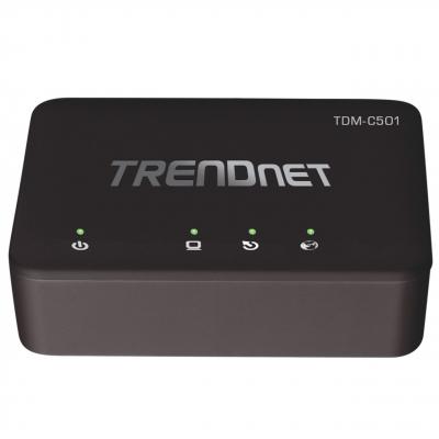 مودم-روتر ADSL2 Plus  ترندنت مدل TDM-C501