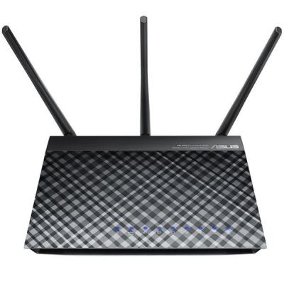 مودم-روتر ADSL بیسیم و دوبانده ایسوس مدل DSL-N55U Annex A