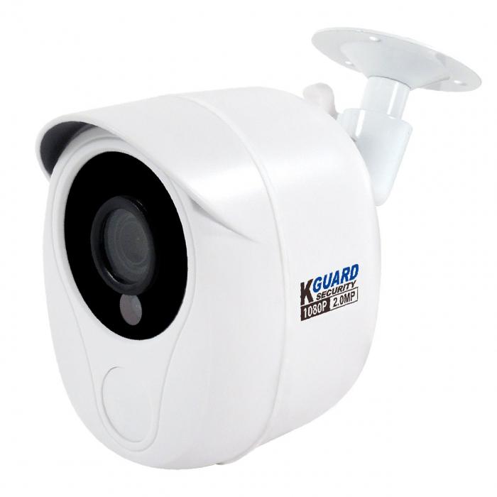 دوربین تحت شبکه کی گارد مدل WA812MPK