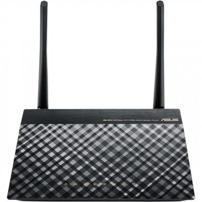 مودم روتر بی سیم VDSL/ADSL ایسوس مدل DSL-N16 (مشکی)