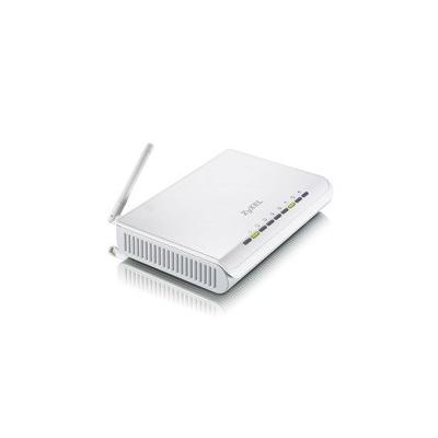 مودم-روتر ADSL بیسیم زایکسل مدل پی-660 اچ دبلیو