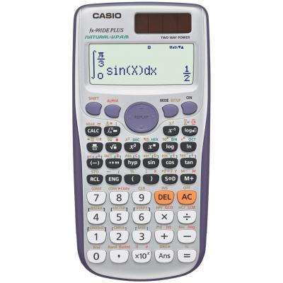 ماشین حساب کاسیو FX-991 ES PLUS (نقره ای)