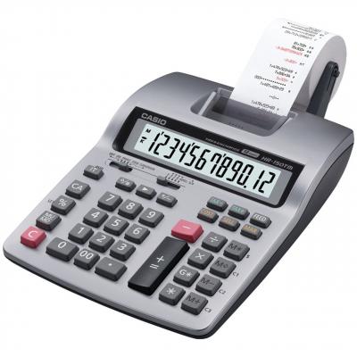 ماشین حساب کاسیو مدل HR-150TM (مشکی)