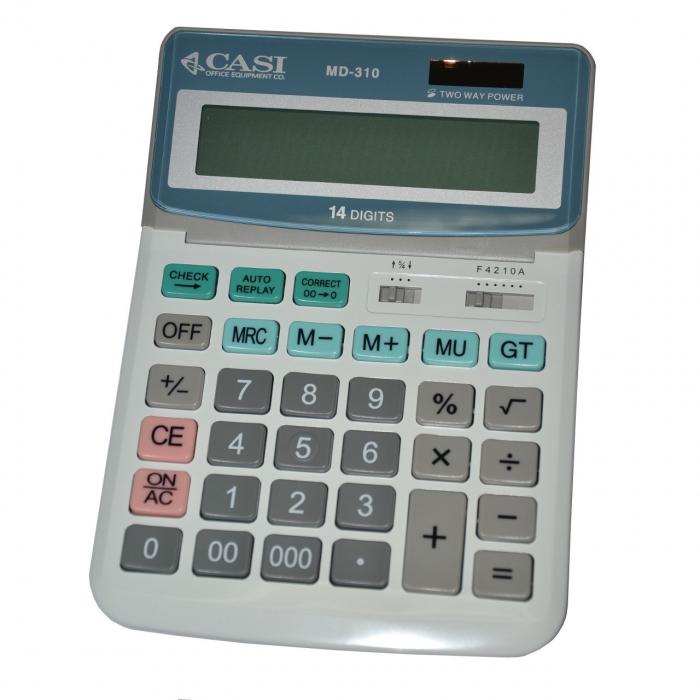 ماشین حساب کاسی مدل MD-310