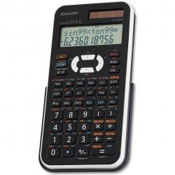 ماشین حساب شارپ مدل EL-506X wh (مشکی)