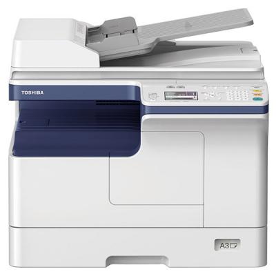 دستگاه کپی چاپ دورو توشیبا مدل Es-2007 (سفید)