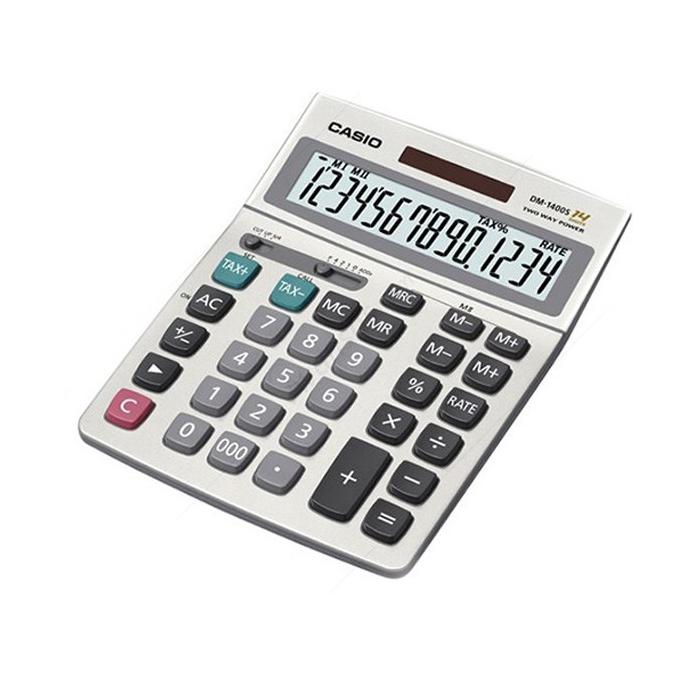 ماشین حساب کاسیو Dm-1400s