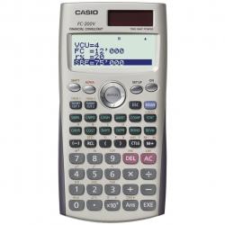 ماشین حساب کاسیو FC 200-V (بژ)