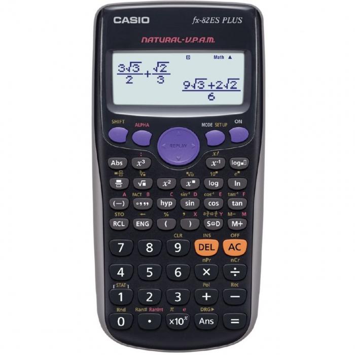 ماشین حساب کاسیو FX-82-ES PLUS