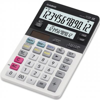 ماشین حساب کاسیو مدل JV-220