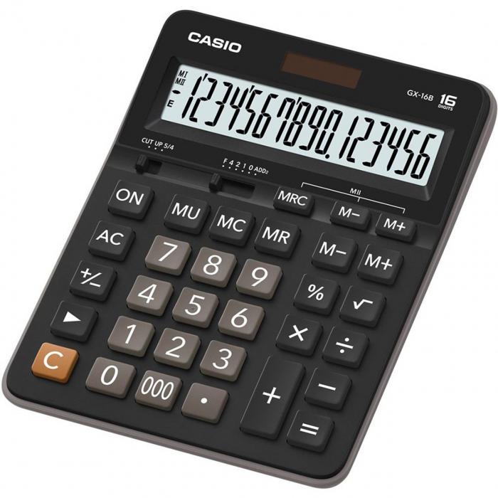 ماشین حساب کاسیو مدل GX-16B