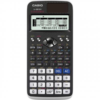 ماشین حساب مهندسی کاسیو مدل fx-991EX (مشکی)