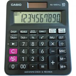 ماشین حساب کاسیو مدل MJ-100D Plus