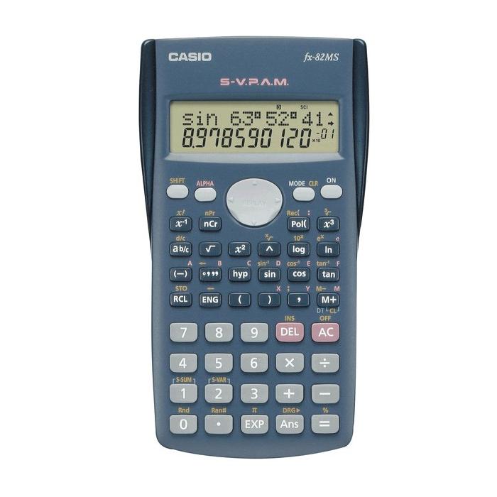ماشین حساب کاسیو FX-82-MS