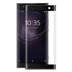 محافظ صفحه نمایش شیشه ای بوف مدل 5D مناسب برای گوشی Sony XA2 Ultra (مشکی)