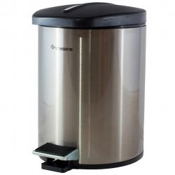 سطل زباله مدل Brasiana BPB-151 کد 13030076 ظرفیت 5 لیتر (بی رنگ)